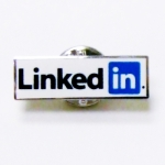 LinkedIn Lapel Pin anyone?