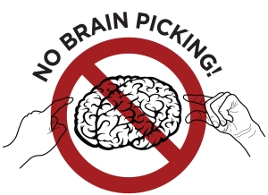 No More Brain Picking! a SandyJK & Victor Pascual collaboration